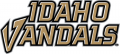 Idaho Vandals 2012-Pres Wordmark Logo iron on transfer