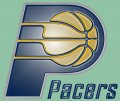 indiana pacers 2006-pres primary plastic effect logo iron on transfer