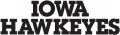Iowa Hawkeyes 2000-Pres Wordmark Logo 01 iron on transfer