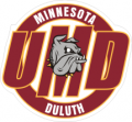 Minnesota-Duluth Bulldogs 2000-Pres Alternate Logo 02 decal sticker