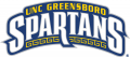 NC-Greensboro Spartans 2001-Pres Wordmark Logo 01 decal sticker