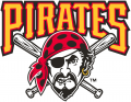 Pittsburgh Pirates 1997-2013 Primary Logo decal sticker