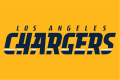 Los Angeles Chargers 2017-Pres Wordmark Logo 02 decal sticker