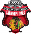 Chicago Blackhawks 2012 13 Champion Logo iron on transfer