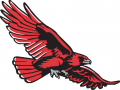 SE Missouri State Redhawks 2003-Pres Alternate Logo 05 decal sticker