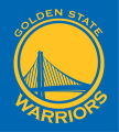 Golden State Warriors 2010-2019 Alternate Logo decal sticker