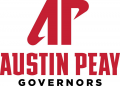 Austin Peay Governors 2014-Pres Alternate Logo 0 02 decal sticker