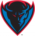 DePaul Blue Demons 1999-Pres Alternate Logo 02 decal sticker