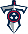Tennessee Titans 1999-Pres Alternate Logo iron on transfer
