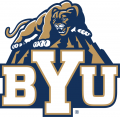 Brigham Young Cougars 2005-2014 Alternate Logo 02 iron on transfer
