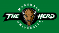 Marshall Thundering Herd 2001-Pres Alternate Logo 09 iron on transfer