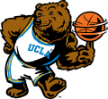 UCLA Bruins 2004-Pres Mascot Logo 03 decal sticker