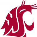 Washington State Cougars 1995-Pres Primary Logo iron on transfer