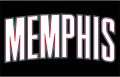 Memphis Grizzlies 2001-2004 Jersey Logo decal sticker