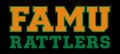 Florida A&M Rattlers 2013-Pres Wordmark Logo 05 decal sticker