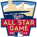 MLB All-Star Game 2014 decal sticker