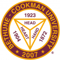 Bethune-Cookman Wildcats 2007-Pres Alternate Logo iron on transfer