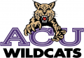 Abilene Christian Wildcats 1997-2012 Alternate Logo decal sticker