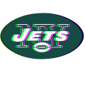 Phantom New York Jets logo iron on transfer