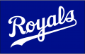 Kansas City Royals 1994-2001 Jersey Logo decal sticker