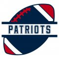 Football New England Patriots Logo iron on transfer