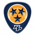 nashville predators crystal logo iron on stickers