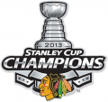 Chicago Blackhawks 2012 13 Champion Logo 02 iron on transfer