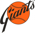 San Francisco Giants 1973-1982 Primary Logo 01 decal sticker