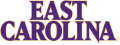 East Carolina Pirates 2014-Pres Wordmark Logo 02 iron on transfer