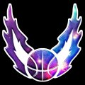 galaxy portland trail blazers decal stickers