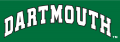 Dartmouth Big Green 2000-Pres Wordmark Logo 03 decal sticker