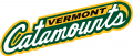 Vermont Catamounts 1998-Pres Wordmark Logo iron on transfer