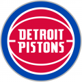 Detroit Pistons 2018-Pres Primary Logo decal sticker