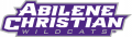 Abilene Christian Wildcats 2013-Pres Wordmark Logo decal sticker
