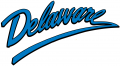 Delaware Blue Hens 1999-Pres Wordmark Logo decal sticker
