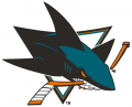 San Jose Sharks 2008 09-Pres Primary Logo iron on transfer