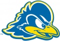 Delaware Blue Hens 2009-Pres Secondary Logo decal sticker
