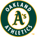 Oakland Athletics 1993-Pres Primary Logo iron on transfer