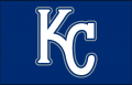 Kansas City Royals 2007 Batting Practice Logo decal sticker