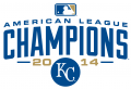 Kansas City Royals 2014 Champion Logo decal sticker