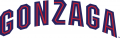 Gonzaga Bulldogs 1998-Pres Wordmark Logo iron on transfer