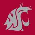 Washington State Cougars 1995-Pres Alternate Logo 01 iron on transfer