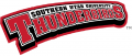 Southern Utah Thunderbirds 2002-Pres Wordmark Logo decal sticker