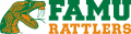 Florida A&M Rattlers 2013-Pres Alternate Logo decal sticker