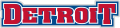 Detroit Titans 2008-2015 Wordmark Logo 01 decal sticker