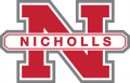 Nicholls State Colonels 2005-Pres Alternate Logo iron on transfer