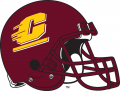 Central Michigan Chippewas 1997-Pres Helmet iron on transfer