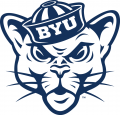 Brigham Young Cougars 2015-Pres Secondary Logo 02 iron on transfer