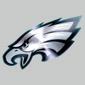 Philadelphia Eagles Stainless steel logo iron on transfer