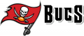 Tampa Bay Buccaneers 2014-Pres Wordmark Logo iron on transfer